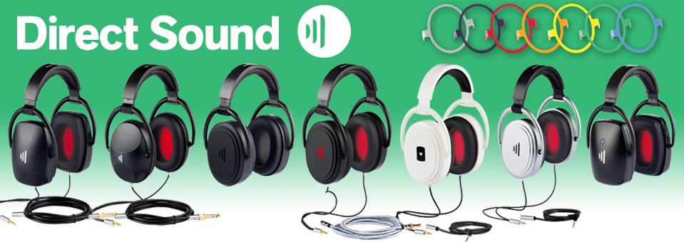 Canadian Direct Sound Distributor - Extreme Isolation Headphones Hearing Protection Noise Canceling
