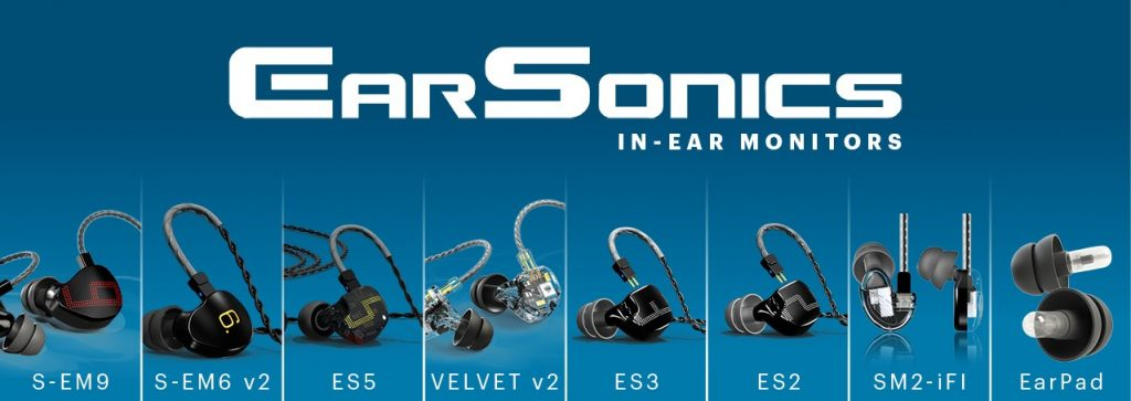 EarSonic's offers a range of proprietary driver options with multiple armatures